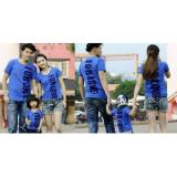 Spesifikasi Legionshop Kaos Keluarga T Shirt Family Ayah Bunda Anak For Love Benhur Murah