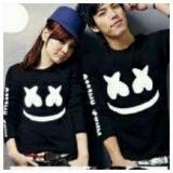 Toko Legionshop Kaos Pasangan T Shirt Couple Xx Mellow Black Online Di Dki Jakarta