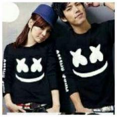 Beli Legionshop Kaos Pasangan T Shirt Couple Xx Mellow Black Murah Dki Jakarta