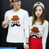 Legionshop Kaos Pasangan T Shirt Couple Topi Brown White Promo Beli 1 Gratis 1