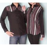 Toko Legionshop Kemeja Pasangan Couple Shirt Atasan Murah Baju Kembar Baju Couple Winterline Harga Sudah 2 Kemeja Online