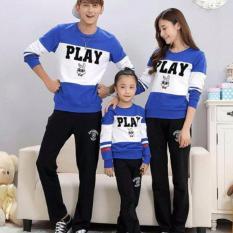 Perbandingan Harga Legionshop Sweater Keluarga Sweater Family Play Babyterry Lengan Panjang Benhur Legionshop Di Dki Jakarta