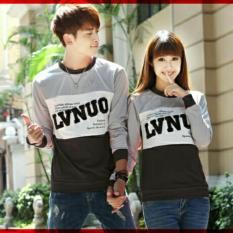 Jual Legionshop Sweater Pasangan Sweater Couple Lvnuo Black Misty Di Bawah Harga
