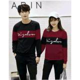 Harga Legionshop Sweater Pasangan Sweater Couple Wisdom Maroon Black Legionshop Dki Jakarta