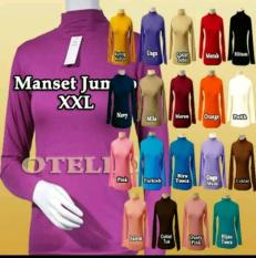 Jual Manset Bahan Kaos Rayon Xxl Jumbo Branded Murah