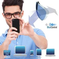 Lensa Hoya Blue Control Anti Radiasi Komputer Hp Tv Game Laptop Uv - A5bee7