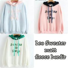 Harga Leo Sweater Sr New