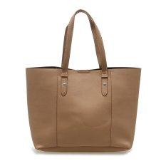 Ulasan Les Catino Gabriella Tote Bag Tan