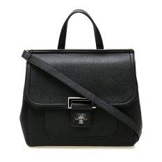 Spesifikasi Les Catino Winola Crossbody Bag Hitam Les Catino