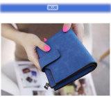 Jual Letter Snap Fastener Zipper Dompet Clutch Pendek Deep Blue Intl Murah Di Tiongkok