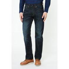 Levi's 505 Regular Fit Jeans - Green Splash LVSRAYA10