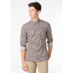 Diskon Produk Levi S Sunset One Pocket Shirt Castanets Caviar