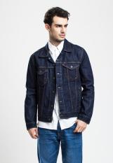 Diskon Levi S The Trucker Jacket Rinse Branded