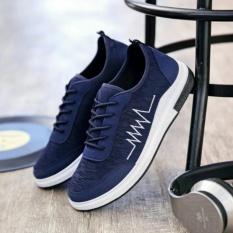 Harga Leyi Topi Baseball Kap Fashion Bernapas Nyaman Menjalankan Sepatu Biru Leyi Tiongkok