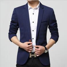 Perbandingan Harga Leyi Pria Korea Pemuda Kecil Suit Lambang Mengolah Seseorang Moralitas Biru Laut Internasional Di Tiongkok