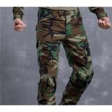Jual Celana Mens Taktis Militer Kamuflase Cargo Pants Kasual Windproofwaterproof Hangat Camo Paintball Angkatan Darat Celana Untuk Pria Quaility Tinggi Intl Oem Murah