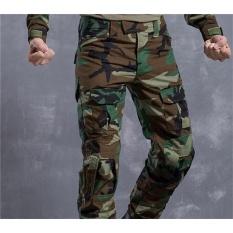 Top 10 Celana Mens Taktis Militer Kamuflase Cargo Pants Kasual Windproofwaterproof Hangat Camo Paintball Angkatan Darat Celana Untuk Pria Quaility Tinggi Intl Online