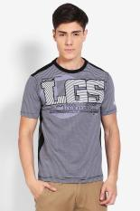 LGS Fashion T-Shirt LETS.323.M1566F.01.7C Diskon discount murah bazaar baju celana fashion brand branded