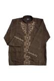 Toko Jual Lgs Muslimin Shirt Lsh 283 W1226K 095 7C L S Coklat