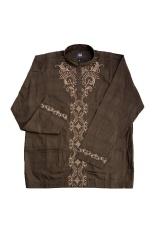 Toko Lgs Muslimin Shirt Lsh 283 W1226K 095 7C L S Coklat Yang Bisa Kredit