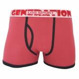 Harga Lgs Underwear Lebx 007 688 1M Boxer Merah Celana Dalam Pria Online