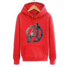 Liga Jaket untuk Pria atau Wanita Some Sweater Sweater (Merah)