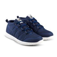 Likers Sepatu Sneaker Wanita D_004 - Navy / sepatu kets wanita / Sepatu cewek / sepatu wanita wedges / sepatu sneakers wanita / sepatu wanita heels / Sepatu olahraga / Sepatu Cewe / sepatu wanita murah / Sepatu Wedges / Sepatu Boot wanita