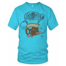 limosin-kaos distro-kaos dtg Nikmat Coffee - Biru Baby