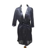 Jual Lingerie Kimono Ks1 Fashion Baju Tidur S*xy For Bridal Shower Black Goddeos Grosir