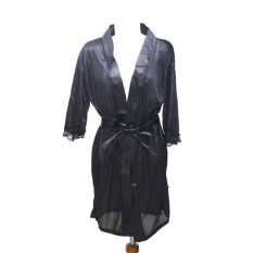 Harga Lingerie Kimono Ks1 Fashion Baju Tidur S*xy For Bridal Shower Black Termahal
