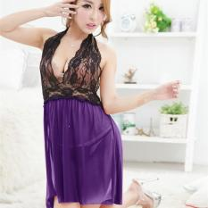 Lingerie Sexy Babydoll Nightwear Nightdress Warna Di Deskripsi EOS 064