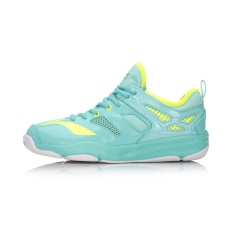 LINING sepatu bulutangkis sepatu wanita Peredam Guncangan tahan banting  Profesional Sepatu Latihan perempuan musim panas sepatu f3c0a10cd3