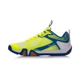Jual Cepat Lining Aytm031 Baru Memakai Non Slip Dukungan Musim Semi Dan Musim Gugur Sepatu Sneakers Sepatu Bulu Tangkis Lampu Neon Hijau Biru Kristal