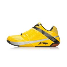 Lapisan Bulutangkis Sepatu AYTL019 Kuning-Intl