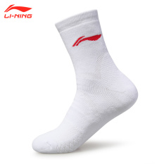 LINING dalam tabung bernapas elastis kaus kaki kaus kaki basket kaus kaki kaus kaki (Putih)