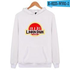 Linkin Park Berkerudung Sweater Hoodie dan Penyanyi Utama-Internasional