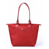 Review Lipault Tas Lady Plume Tote Bag S Ruby Indonesia