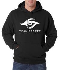 Harga Live Prosper Hoodie Team Secret Hitam Live Prosper Ori