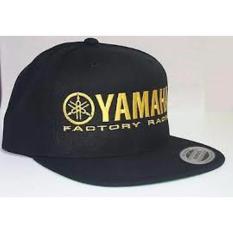 Harga Live Prosper Topi Snapback Yamaha Racing Hitam Live Prosper Terbaik