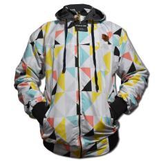 Toko Lmg Jaket Sweater Bolak Balik Urgan Motif Multicolor Online Indonesia