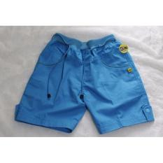 Harga Lobo Junior Shortpants Celana Anak Biru Muda Terbaru