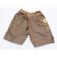 Spesifikasi Lobo Junior Shortpants Celana Anak Cokelat Milo Murah
