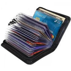 Berapa Harga Lock Wallet Secure Rfid Blocking Credit Card Purse Dompet Kartu Kredit Universal Di Jawa Barat