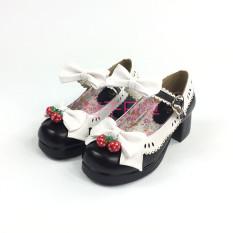 Jual L*L*T* Strawberry Lonceng Sepatu Sepatu Wanita Hitam Other Branded