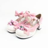 Beli L*l*t* Strawberry Lonceng Sepatu Sepatu Wanita Putih Sepatu Wanita Flat Shoes Tiongkok