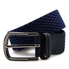 Spesifikasi Lombardi Giovanni Yn30 Unisex Elastic Belt Dark Blue