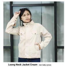 Diskon Long Neck Jacket Jaket Long Neck Wanita Akhir Tahun