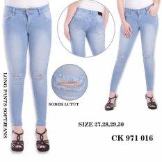 Harga Long Pants Jeans Sobek Celana Jeans Sobek Ck 971 016 Online Dki Jakarta