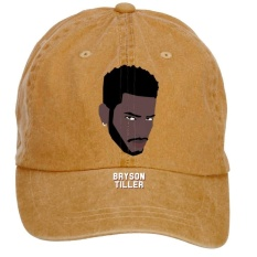LongDaCo Trapsoul Bryson Tiller Classic Baseball Cap with Adjustable Hat Men - intl