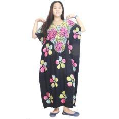 Longdres Kalong Kelelawar Lowo Batik Cap Halus Pekalongan Baju Tidur ... 6684450ceb